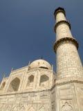 mahal minaretowy taj Obrazy Royalty Free
