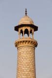 mahal minaretowy taj Fotografia Stock