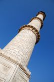 mahal minaretowy taj Fotografia Royalty Free