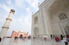 mahal pradesh της Ινδίας agra taj uttar Στοκ Φωτογραφίες
