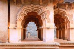 Mahal rajas gemål Arkivbild