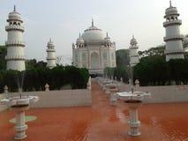 Mahal skönhet av Taj Royaltyfria Foton