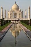 mahal taj της Ινδίας Στοκ Εικόνες