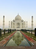 mahal taj της Ινδίας agra Στοκ Φωτογραφία