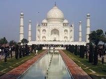 mahal taj της Ινδίας agra Στοκ εικόνες με δικαίωμα ελεύθερης χρήσης