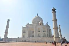 mahal taj της Ινδίας Στοκ φωτογραφία με δικαίωμα ελεύθερης χρήσης