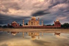 mahal taj Στοκ εικόνα με δικαίωμα ελεύθερης χρήσης