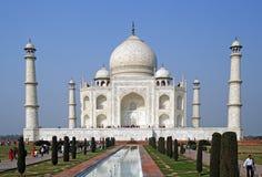 Mahal Taj Royalty-vrije Stock Foto