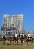 Mahalakshmi Racecourse Stock Photo
