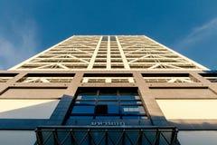 Mahamakut大厦在朱拉隆功大学 免版税库存图片