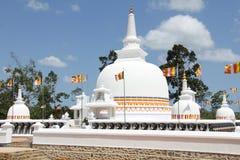 Mahamevnawa mahaviharaya fotografia stock