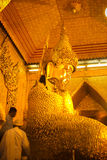 Mahamuni Buddha Stockfoto