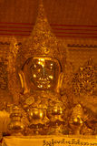 Mahamuni Buddha Royalty Free Stock Photo