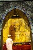 Mahamuni Buddha Royalty Free Stock Images