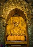 Mahamuni Buddha, Myanmar Stock Images