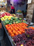 Mahana Yehudi Market Stock Afbeeldingen