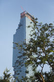 MahaNakhon skyscraper in Bangkok Royalty Free Stock Image