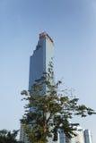 MahaNakhon skyscraper in Bangkok Stock Image