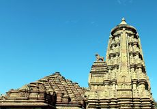 Mahanal temple Stock Image