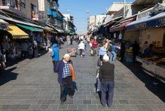 Mahane Yehuda Stock Images