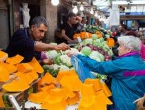 Mahane Yehuda Royalty Free Stock Photo