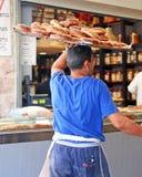 Mahane Yehuda Market Royalty Free Stock Images