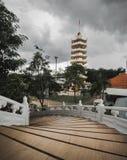 Mahapanya Tower, Thailand. Mahapanya Tower at Hat Yai City of Songklha Province, Thailand Royalty Free Stock Photo