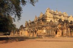 Mahar Aung Mye Bon San Monastery 2 Arkivfoton