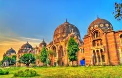 Maharajá Sayajirao University de Baroda, facultad de artes La India Foto de archivo