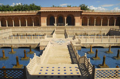 Maharaja \ 'palácio de s Fotografia de Stock Royalty Free
