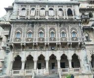 Maharaja Palace in India Royalty Free Stock Photography