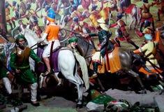 Maharaja Ranjit Singh Panorama Royalty Free Stock Photography