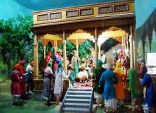 Maharaja Ranjit Singh Panorama Stock Images