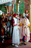 Maharaja Ranjit Singh Panorama Stock Photography