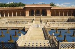 Maharaja\'s palace Royalty Free Stock Photography