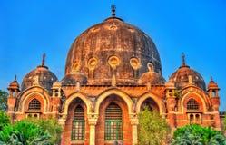 Maharaja Sayajirao Universitet av Baroda, fakultet av konster india Royaltyfria Foton
