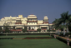 Maharajah's Palace Royalty Free Stock Photos