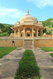 Maharani ki chhatri at Jaipur-1. Stock Photos