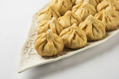 Maharashtrian节日食物, modak 免版税图库摄影