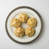 Maharashtrian节日食物, modak 免版税库存图片