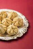 Indian sweet food, modak Royalty Free Stock Images