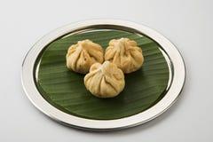 Maharashtrian festival food, modak. A sweet dish Stock Photo