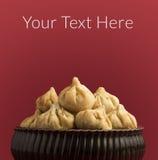 Indian sweet food, modak Stock Images