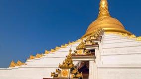 Maharzayde pagoda. Bago. Myanmar. Fotografia Royalty Free