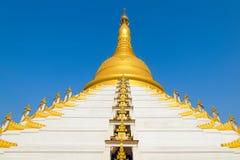 Maharzayde pagoda. Bago. Myanmar. Zdjęcia Stock
