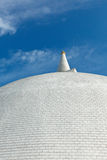 Mahaseya Dagoba - Buddhist stupa Royalty Free Stock Photos