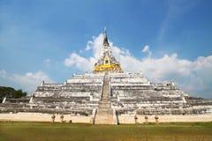 mahatartpagodatempel royaltyfri fotografi