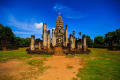 Mahathat di Wat Phra Sri Rattana rachuanwihan fotografia stock