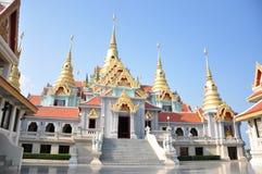 Mahathat Pakdee Prakat Temple, Thailand  Stock Photography