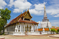 mahathat phra Thailand wat Zdjęcia Stock